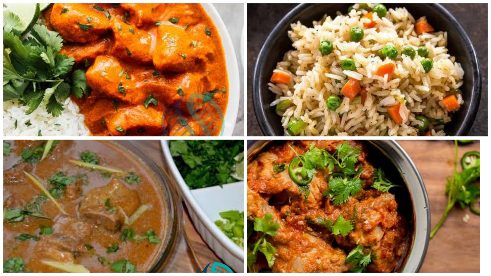 4 Most delicious food recipes in the world