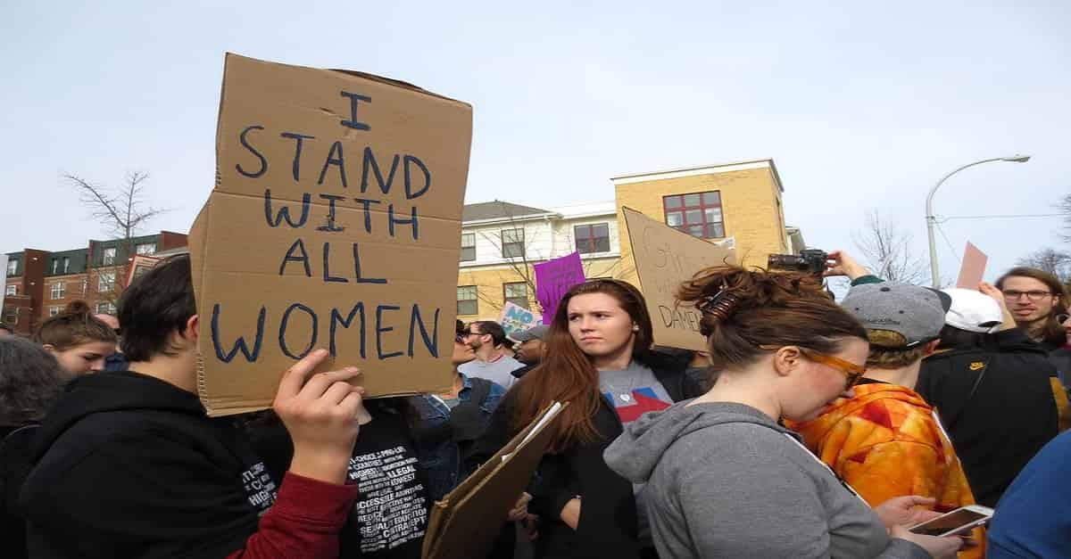 Feminism has gone too far-