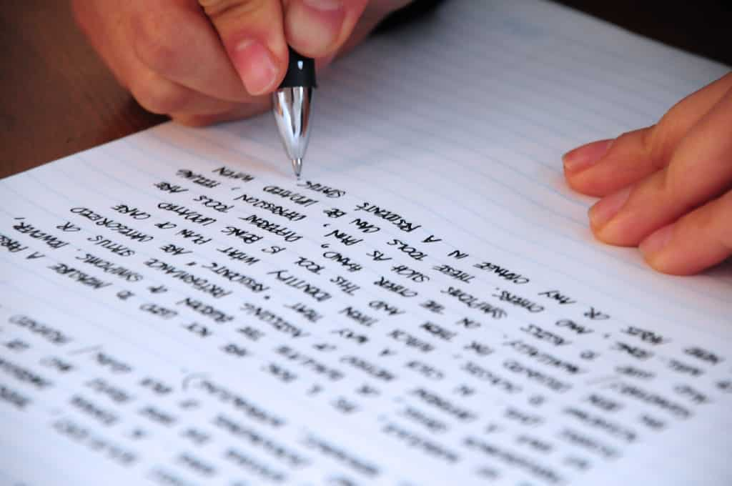 Personal writing for self development