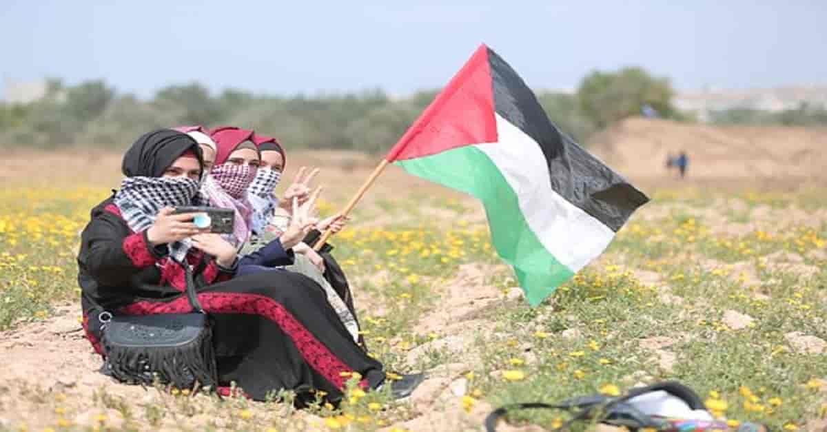 Why Muslims love Palestine?