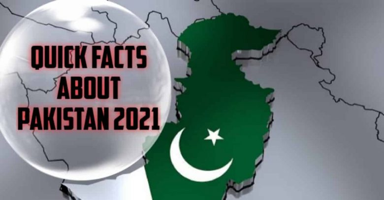 Quick facts about Pakistan 2021